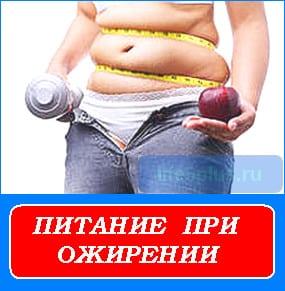 вылечить ожирение травами: