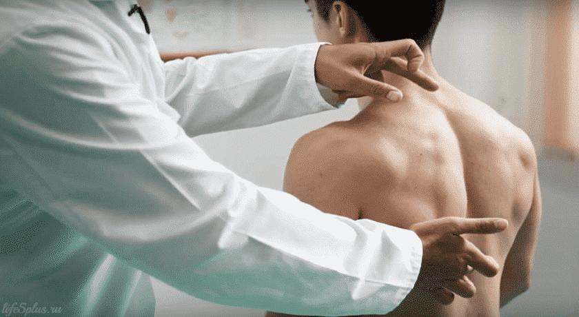 Ригидность спинных мышц