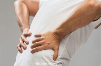 Боли и спазмы в спине