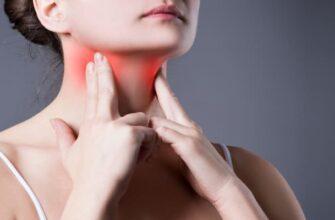Узловое новообразование щитовидной железы