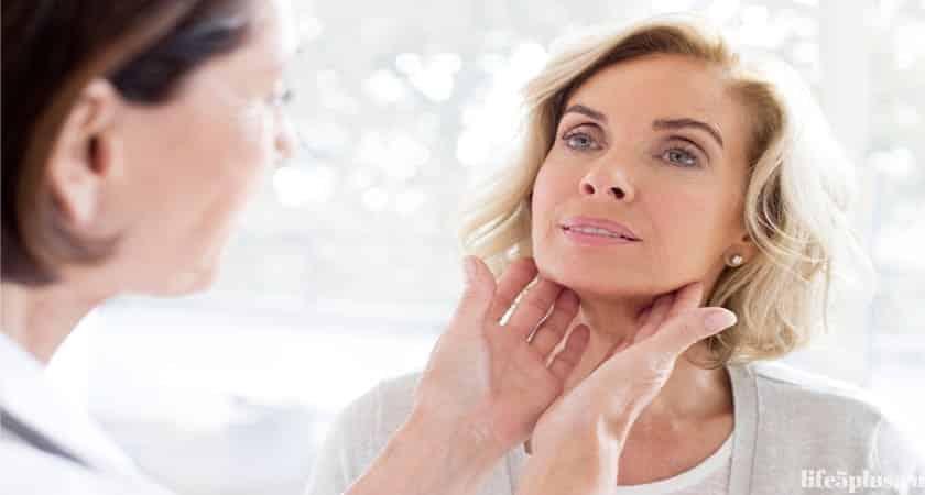 Воспаление в щитовидной железе